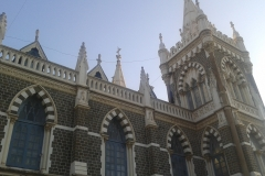 bandra church and bandra bandstand (2)