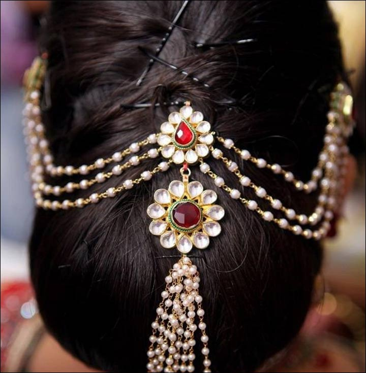 Bridal Hairstyles We Love Townmumbai Com