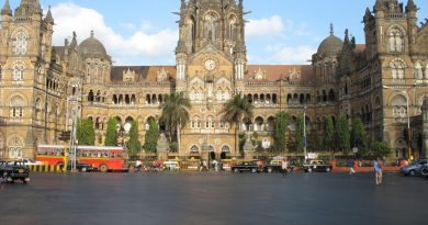 C.S.T.Mumbai_Train_Station