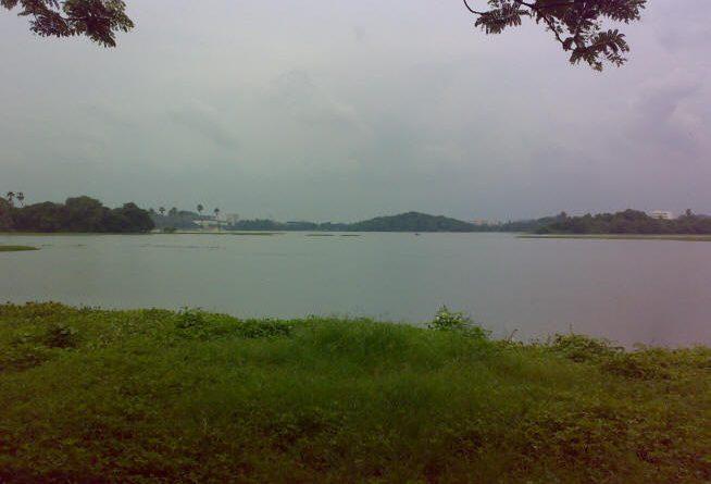 Vihar-Lake