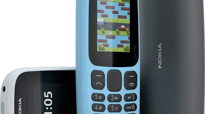 Nokia launches 2 new handsets – Nokia 105 (2017), Nokia 130 (2017) Feature Phones in india at Rs. 999