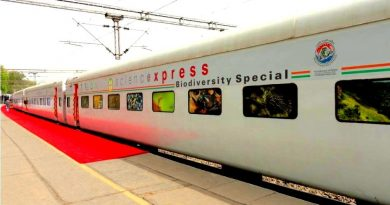 science express train mumbai 19th to 22nd July 2017
