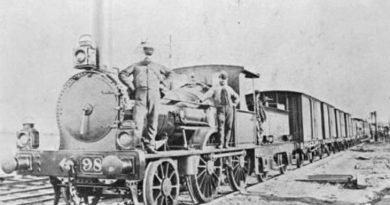 first local train of asia and mumbai from bori bunder to thane 16th april 1853