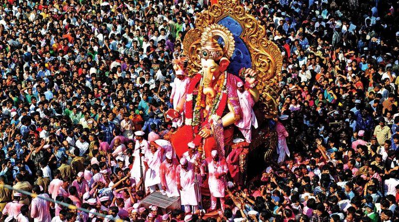 Ganesh festival in mumbai
