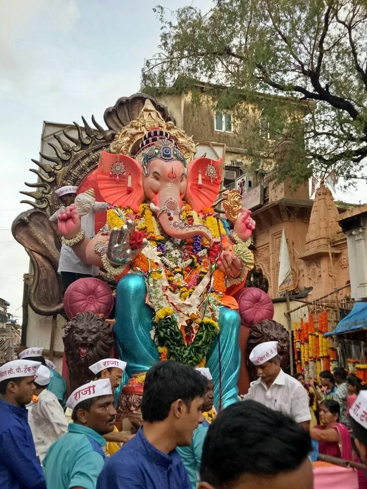 Mumbai Ganapati Visarjan 2017 (2)