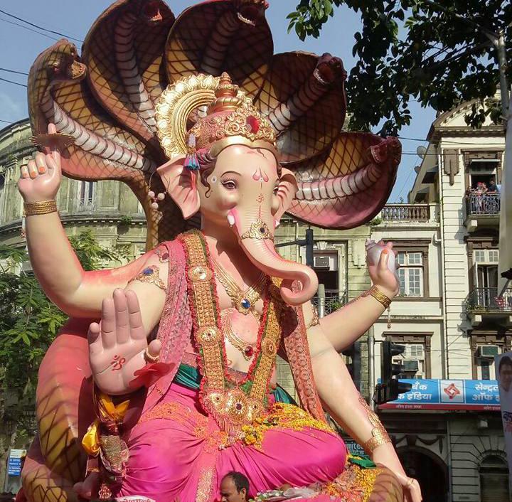 Mumbai Ganapati Visarjan 2017 (8)