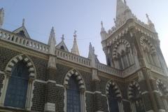 bandra church and bandra bandstand (2)