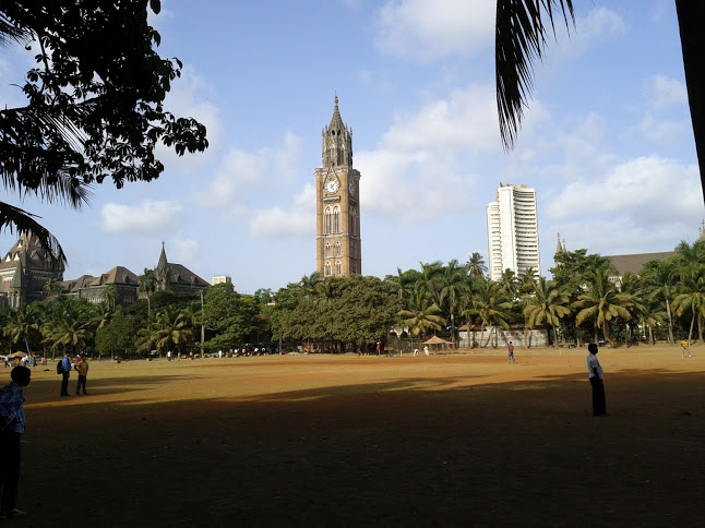 Azad Maidan , Rajabai Tower, BSE in Mumbai