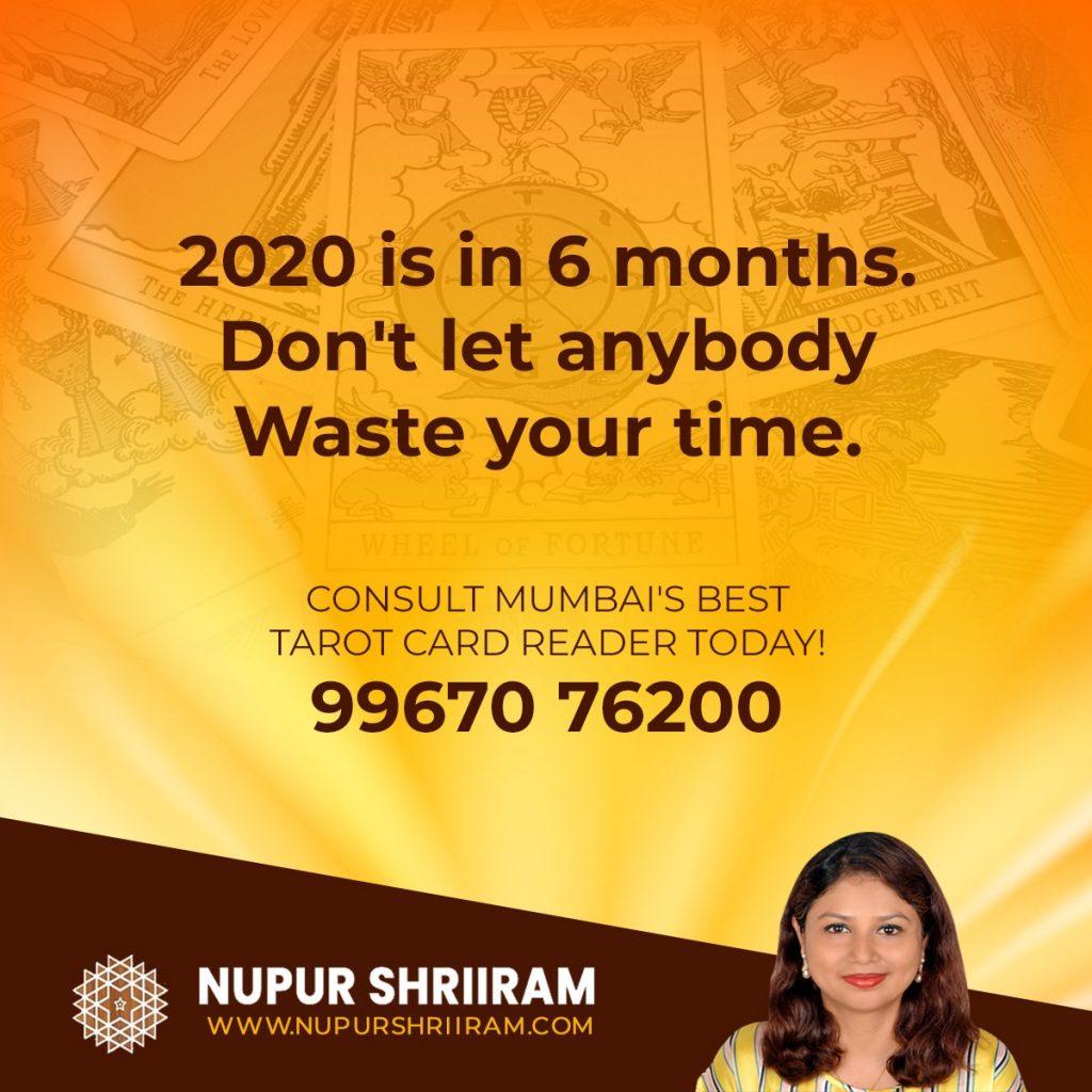 Nupur Shriiram Tarot Reader